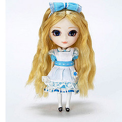 Загрузить промофото Little Pullip Blue Alice (не изменяйте имя файла)