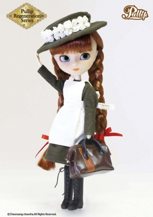 Промо фото Pullip Anne Shirley Regeneration