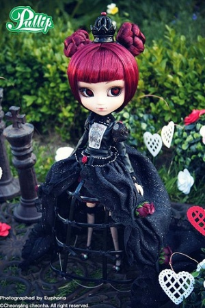 Промо фото Pullip Lunatic Queen